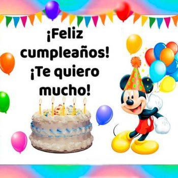 Feliz Cumpleaños Bendiciones Alegria