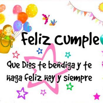 Saludos Cumpleaños Cristianos Feliz