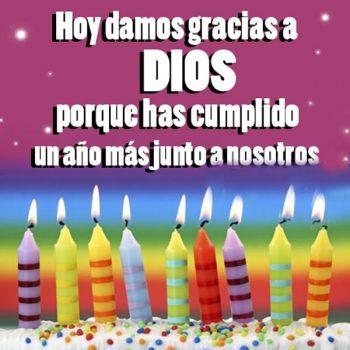 Frases De Feliz Cumpleaños Cristianas Juntos