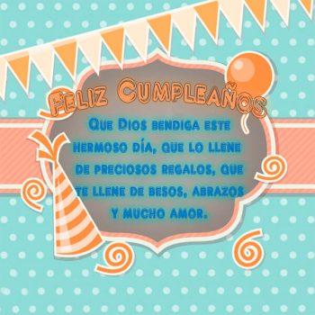 Imagenes Con Mensajes De Feliz Cumpleaños Hermoso