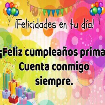 Imagenes Hermosas De Feliz Cumpleaños Prima Hermosa