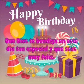 Saludos De Cumpleaños Cristianos Gratis Birthday
