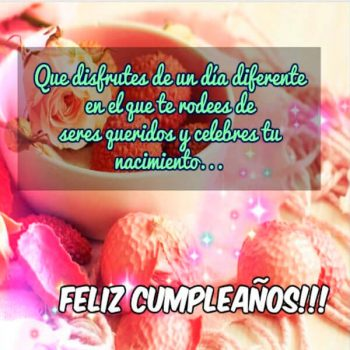 Frases E Imagenes De Feliz Cumpleaños Amor