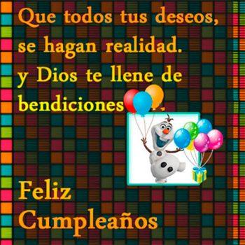 Imagenes Cristianas De Feliz Cumpleaños Alegria