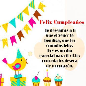 Imagenes Cristianas De Feliz Cumpleaños Deseo