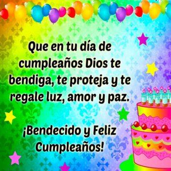 Imagenes Cristianas De Feliz Cumpleaños Felicidad