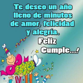Imagenes De Feliz Cumpleaños Para Alguien Especial Felicidad