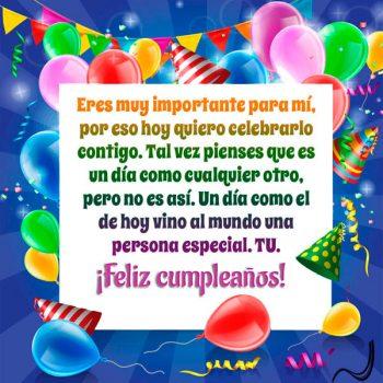 Imagenes De Feliz Cumpleaños Para Alguien Especial Importante