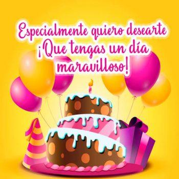 Imagenes De Pasteles De Feliz Cumpleaños Maravilloso