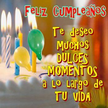 Imagenes De Pasteles De Feliz Cumpleaños Momentos