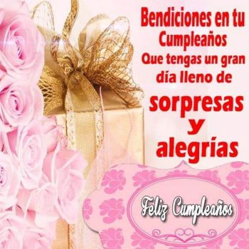 imagenes con frases de feliz cumpleanos con rosas alegria