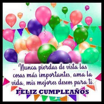 imagenes de feliz cumpleaños para compartir en facebook ama