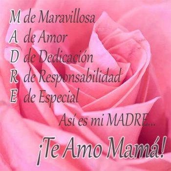 frases e imagenes para felicitar a mama maravillosa