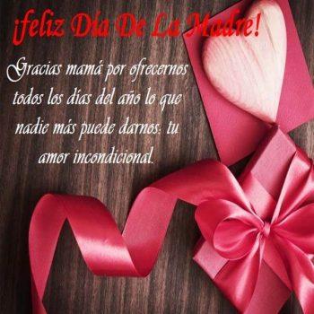 frases para felicitar por el dia de la madre regalos