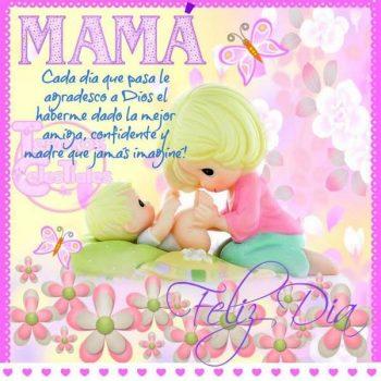 mensajes para el dia de la madre dios