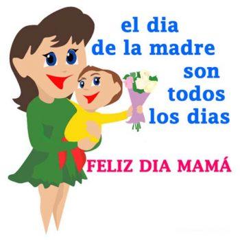 mensajes para el dia de la madre todos los dias