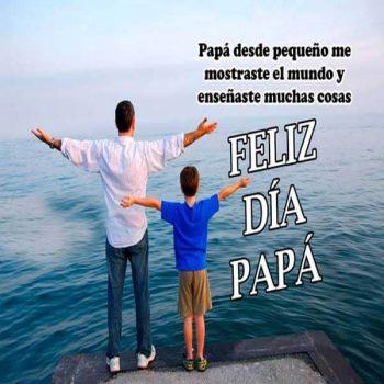 frases para el dia del padre cortas mi mundo