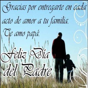 frases para felicitar a papa te amo