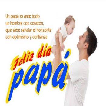 imagenes y frases del dia del padre bebe