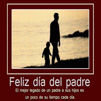 saludos por el dia del padre hijos