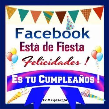 Palabras De Felicitaciones De Cumple facebook